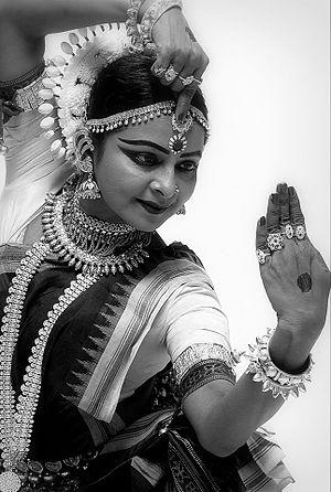 Odissi - Odissi dancer