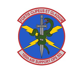 165th Air Support Operations Squadron - Image: Official 1