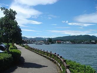 Kakamigahara, Gifu - Ogase Reservoir