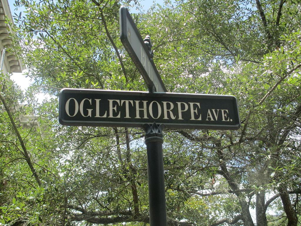 File oglethorpe avenue sign savannah ga img 4705 jpg for M m motors savannah ga
