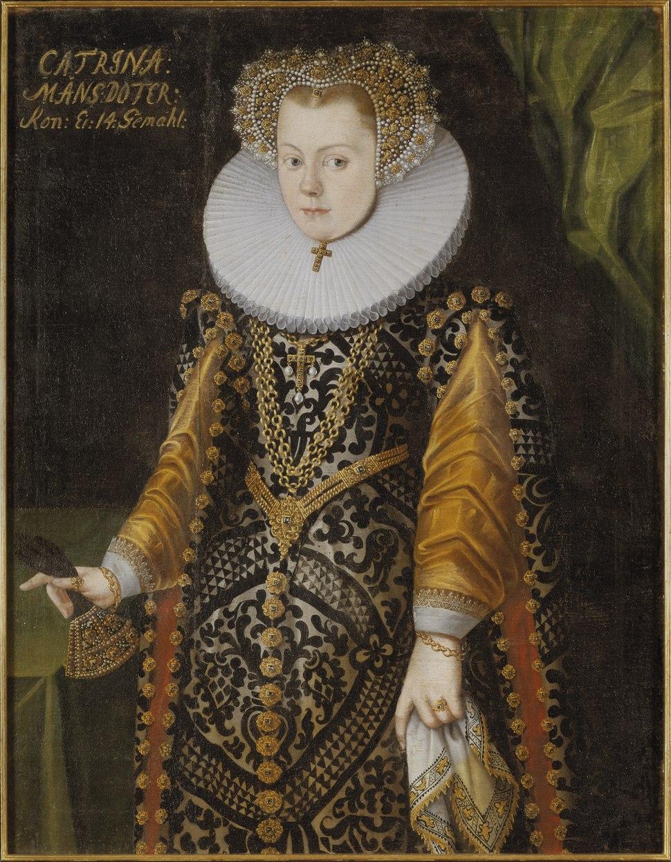 Ok%C3%A4nd kvinna, tidigare kallad Elisabet, 1549-1597, prinsessa av Sverige, hertiginna av Mecklenburg - Nationalmuseum - 15098