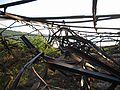 Oka Shukhov tower 2005 destroyed 1.jpg