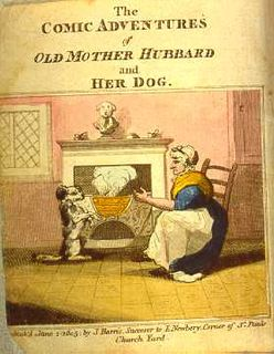 Old Mother Hubbard traditional song