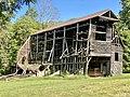 Old Meadows Barn, North Carolina State Highway 209, Spring Creek, NC (50528598371).jpg