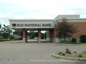 Old National Bank - An Old National Bank location in Granger, Indiana