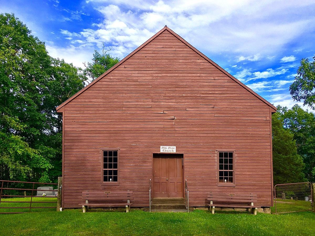 Old Pine Church - Wikipedia