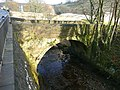 Old bridge over the River Holme, off Woodhead Road, Holmfirth - geograph.org.uk - 1112640.jpg
