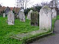 Old graves - geograph.org.uk - 329013.jpg