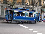 Old tram at Barcelona pic03.JPG