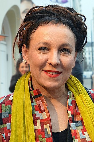 Olga Tokarczuk - Olga Tokarczuk, 2018
