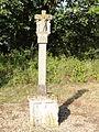 Ollières (Spincourt, Meuse) croix carolingiennne (01).JPG