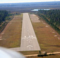 On final approach to a private airstrip (5593956213).jpg