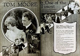 <i>One of the Finest</i> 1919 silent film