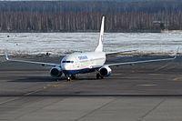 VQ-BSS - B738 - Rossiya