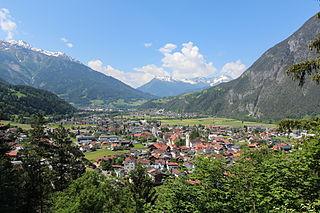 Zams Place in Tyrol, Austria
