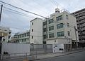 Osaka City Horie junior high school.JPG