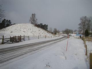 Vendel Parish in the Swedish province of Uppland