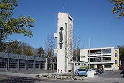 Ottobrunn Feuerwache 20110417