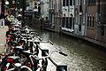 Oudezijds canal, Amsterdam, Netherlands, Northern Europe.jpg