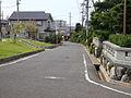 Owaki michi, Okehazama Midori Ward Nagoya 2012.JPG