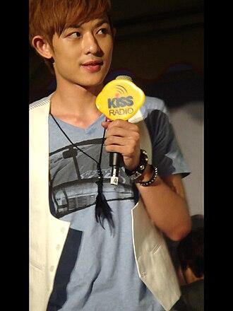 Owodog - Owodog in Tainan, Taiwan on July 25, 2009 promoting I am Legend