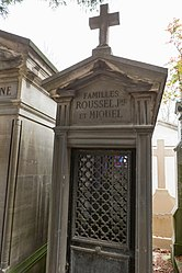 Tomb of Roussel and Miquel