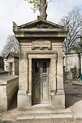 Tomb of Finot and Pérard