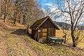 Pörtschach Winklern Quellweg ehem. Bienenhaus 02022020 8202.jpg