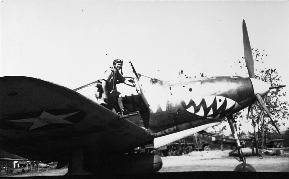 P-400 in Pacific