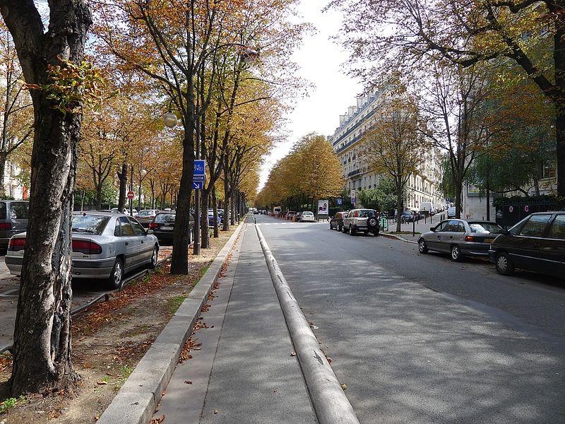 Fichier p1040897 paris xvi avenue georges mandel rwk jpg wikigenweb - Avenue georges mandel ...