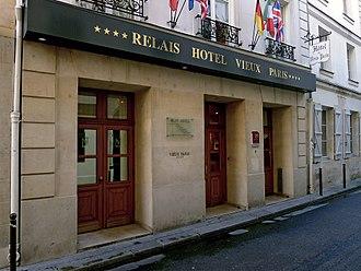 Brion Gysin - Image: P1210673 Paris VI rue Git le Coeur n 9 ancien Beat hotel rwk