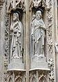 P1290378 Paris IV eglise St-Merri portail statues rwk.jpg