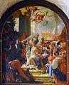 P1340715 Paris Ier eglise St-Eustache Simon Vouet martyre St-Eustache rwk.jpg