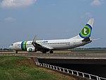 PH-HZE Transavia Boeing 737-8K2(WL) - cn 28377 pic6.JPG