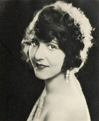 Patsy Ruth Miller - Patsy Ruth Miller in 1924