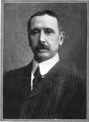 P. Frederick Rothermel - P. Frederick Rothermel in 1901