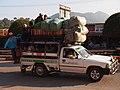 Packed car in Kalaw (Myanmar 2013) (11772597335).jpg