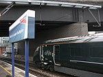 Paddington - GWR 800021 Swansea service.JPG