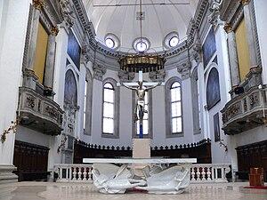 Padua Cathedral - Presbytery of Padua Cathedral