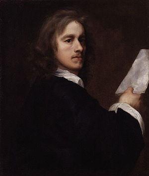 Robert Walker (painter) - Robert Walker self-portrait.