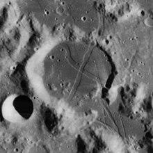 帕尔米耶里陨石坑