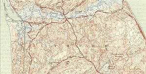 Pamet River - Pamet River map