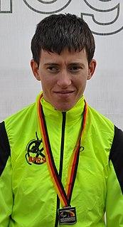 Jana Majunke German Paralympic cyclist