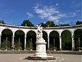 Parc de Versailles, bosquet de la Colonnade.JPG