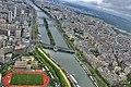 Paris- View of River Seine from The Top of Eifel Tower (Ank Kumar) 08.jpg
