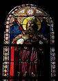 Paris (75017) Notre-Dame-de-Compassion Chapelle royale Saint-Ferdinand Vitrail 20.JPG