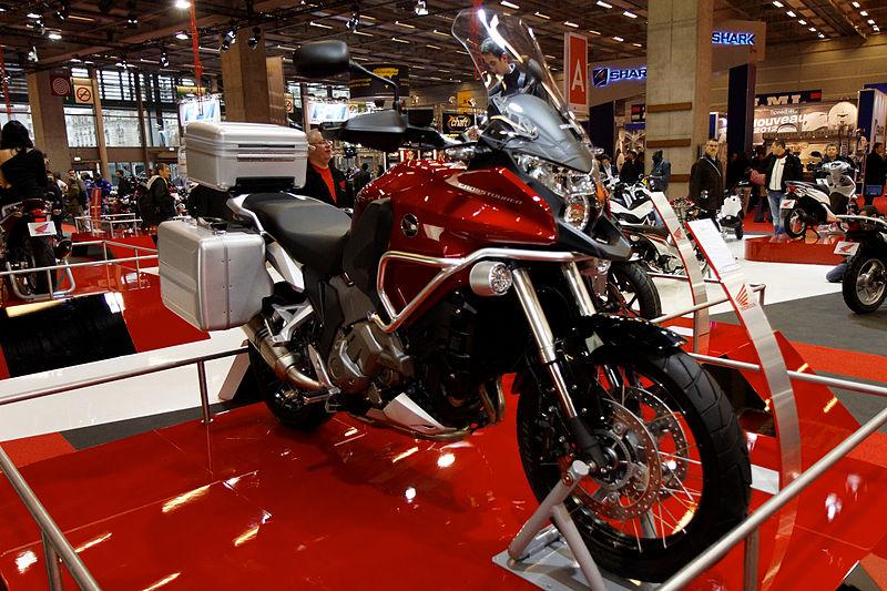 Datei paris salon de la moto 2011 honda crosstourer - Salon de la moto tours ...