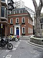 Parked motorcycles in Great St Helen's - geograph.org.uk - 1833998.jpg