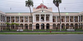 National Assembly (Guyana) - Image: Parliament Georgetown Guyana