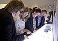 Parodi y Daura inauguraron exposiciones sobre la moneda argentina en el CCK (21246319373).jpg